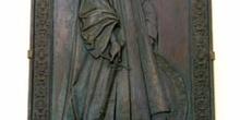 Lauda de bronce de los Suárez de Figueroa, Catedral de Badajoz