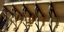 Contrafuertes de balcón