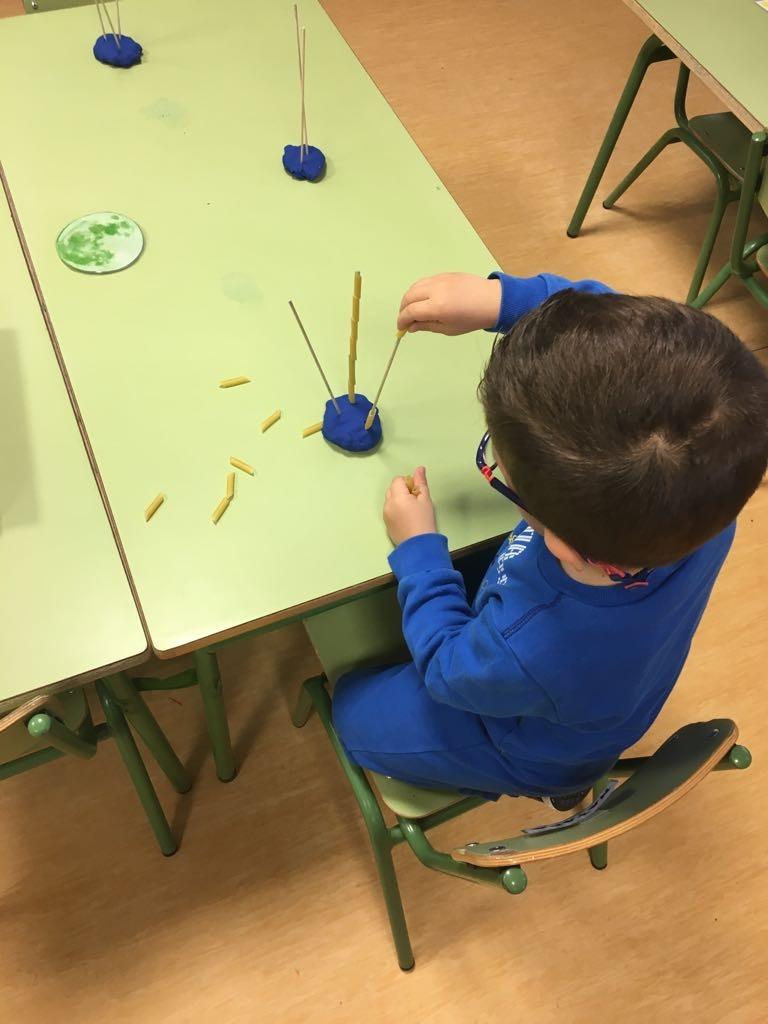 E. Infantil y sus proyectos 14