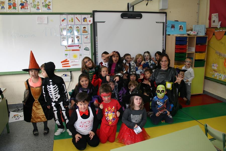 2016_10_Infantil, Primero y Segundo de Primaria_Celebrando Halloween 11