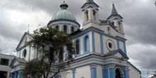 Iglesia de Santa Bárbara, Quito, Ecuador