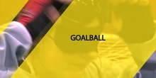 Goalball. Un deporte adaptado