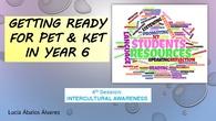 Intercultural awareness. Teacher training course PET & KET