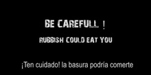 RUBBISH COULD EAT YOU, Micro Film Mejor Historia (Tercer Clasificado)