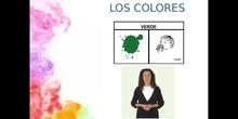Vídeo de una presentación en Impress para trabajar los colores con ACNEEs