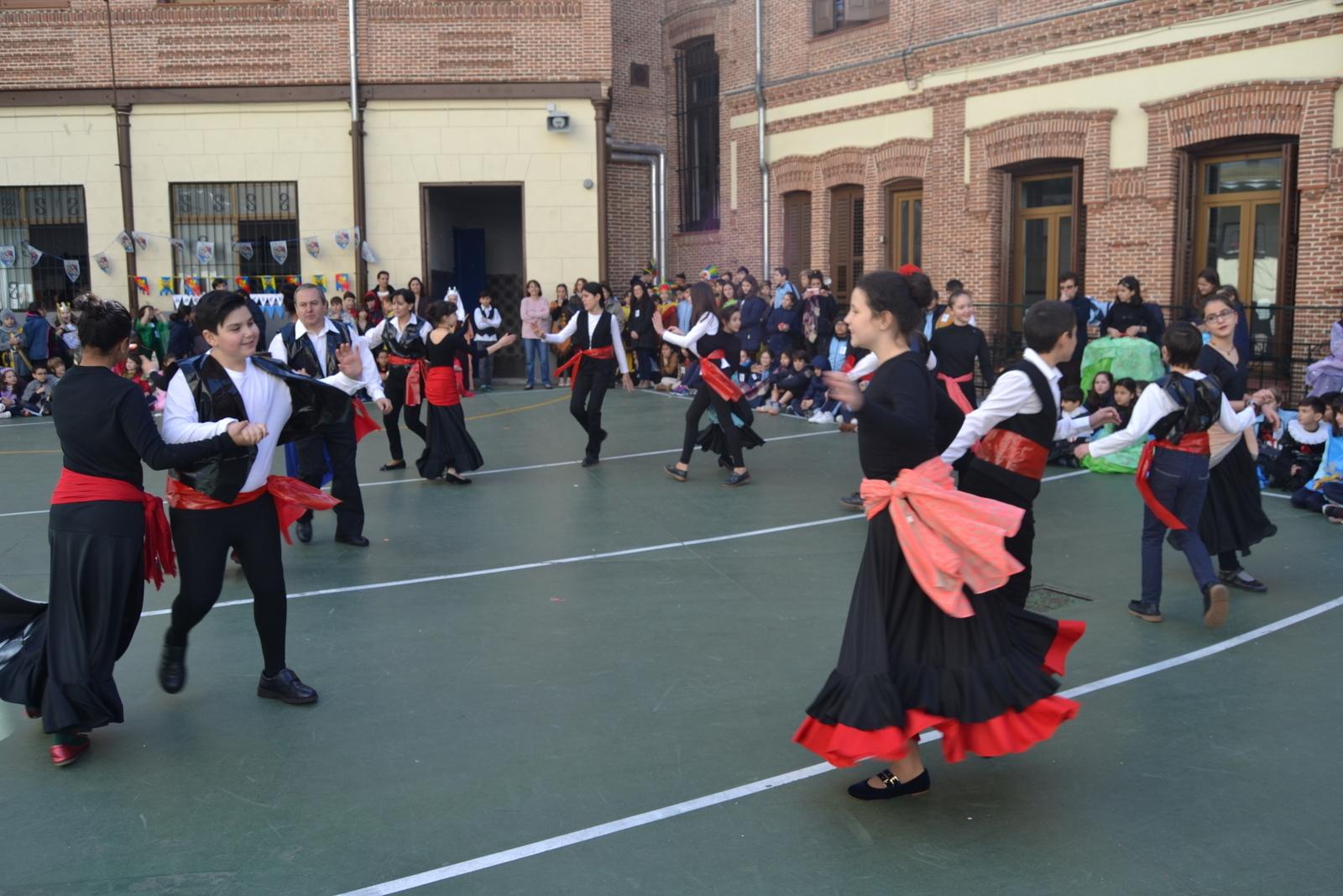 Jornadas Culturales y Depoortivas 2018 Bailes 3 17