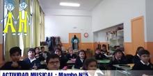 ACTIVIDAD MUSICAL: MAMBO Nº5