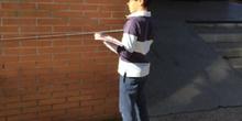 Quinto mide el Colegio 21