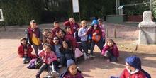 Excursión al zoo 5 años, 1º y 2º Luis Bello 17