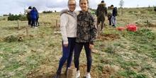 Plantación en el parque forestal de Valdebebas 2019 6