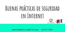Buenas prácticas en Internet