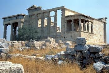 Erecteion, Atenas