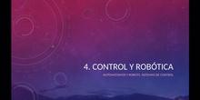 4º ESO - TECNO. Automatismo vs Robot y sistemas de control.