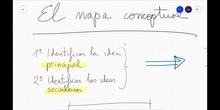 El mapa conceptual: un ejemplo aplicado a la biología