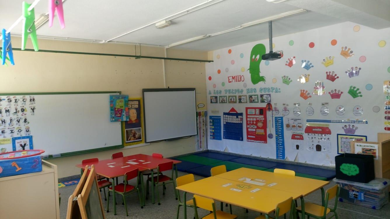 CEIP Fernando de los Ríos_Instalaciones_Edificio 6_2018-2019 8