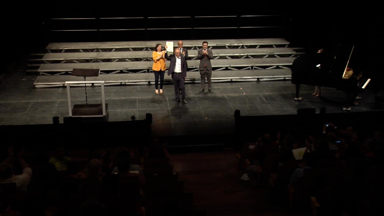 Acto de clausura del XIV Concurso de Coros Escolares de la Comunidad de Madrid 13