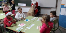 Santa Claus comes to School 10