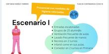LÍNEAS GENERALES PLAN COVID CEIP DIEGO MUÑOZ-TORRERO