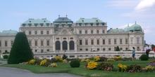 Palacio del Belvedere Alto. Viena