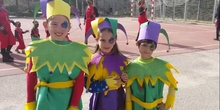 Carnaval  CP JARAMA DE RIVAS 2017