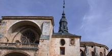 Iglesia de estilo medieval