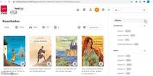 Realizar búsquedas de lecturas
