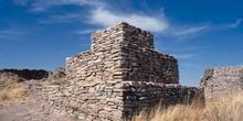 Zona Arqueológica de La Quemada,Villanueva, México     a