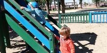 Parque María de Austria. 3 años. 25