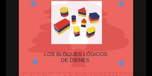 INFANTIL 4 AÑOSBLOQUES LÓGICOS - ATRIBUTOS - PARTE 2