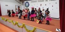 Los Caracoles celebran la Navidad