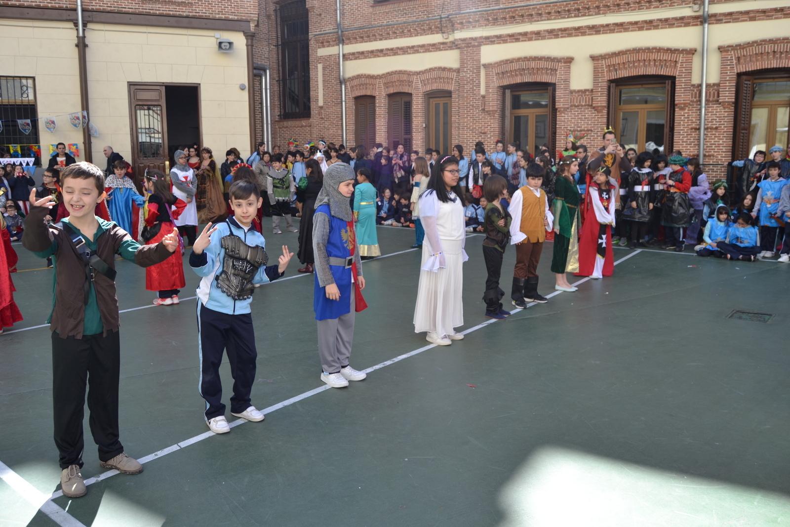 Jornadas Culturales y Depoortivas 2018 Bailes 2 24