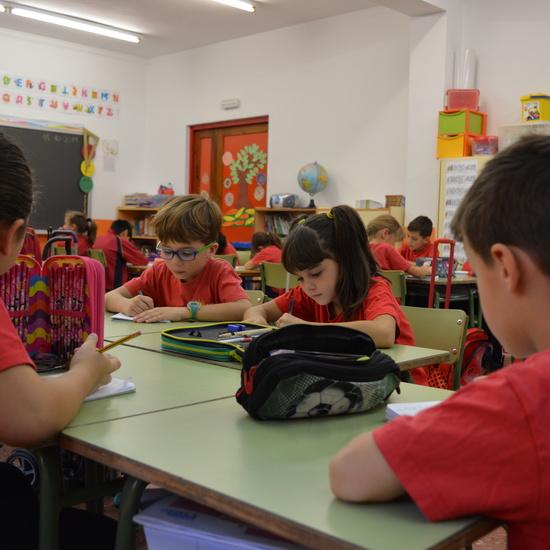 SEGUNDO EDUCACIÓN PRIMARIA 3