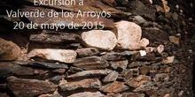 Excursión a Valverde de los Arroyos