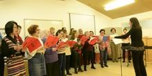 Coro de la EOI de Aranjuez