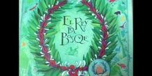 """Día del libro 2021 (""""El Rey del bosque"""")"""