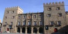 Palacio de Revillagigedo, Gijón, Principado de Asturias, Palacio