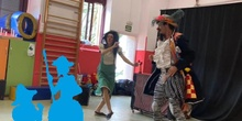 Día del Libro - Teatro adaptación Quijote y Sancho