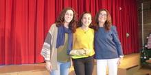 "Premios concurso ""Christmas"" Inglés 1"