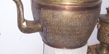 Tetera, Museo de Sidi Bou Said, Túnez
