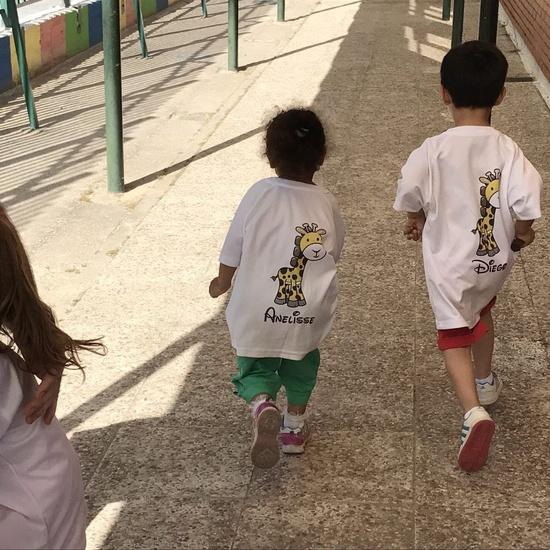 Miniolimpiadas eb Infantil. 13
