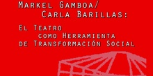 Comunicarte'21: Markel Gamboa/ Carla Barillas