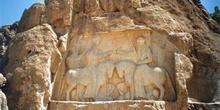 Relieve Investidura Ardeshir I, Persépolis (Irán)