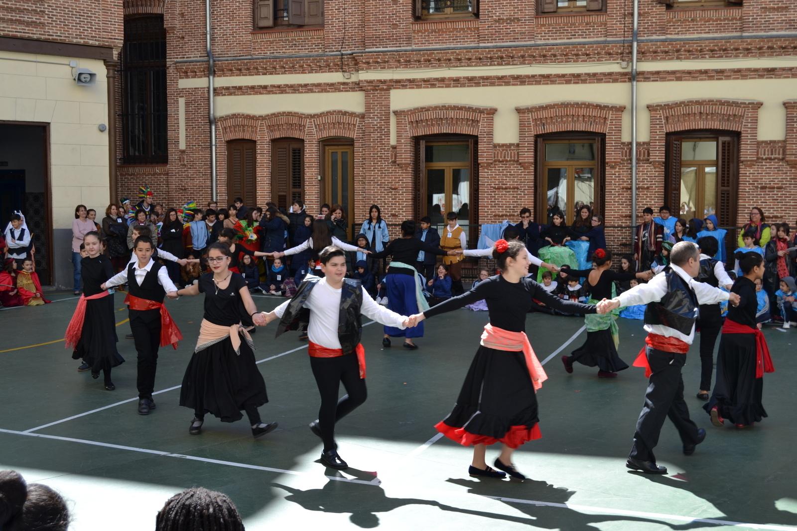 Jornadas Culturales y Depoortivas 2018 Bailes 3 23