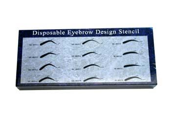 Diseño de cejas modelo 1