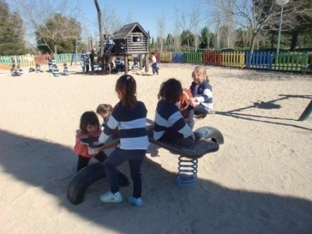 2017_04_04_Infantil 4 años en Arqueopinto 1 1