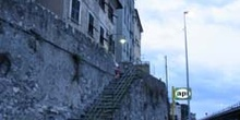Acceso al casco histórico, Génova