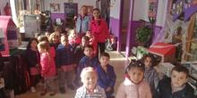 Visita al Berceo I de los alumnos de Infantil 4 años. 9