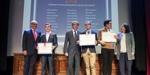 Entrega de los premios extraordinarios correspondientes al curso 2016/2017 11