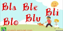 3. Tarjetas ortográficas BR BL