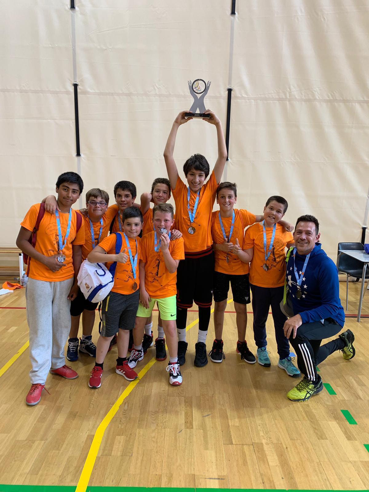2019_04_02_Olimpiadas Escolares_fotos de 5º y 6º_CEIP FDLR_Las Rozas